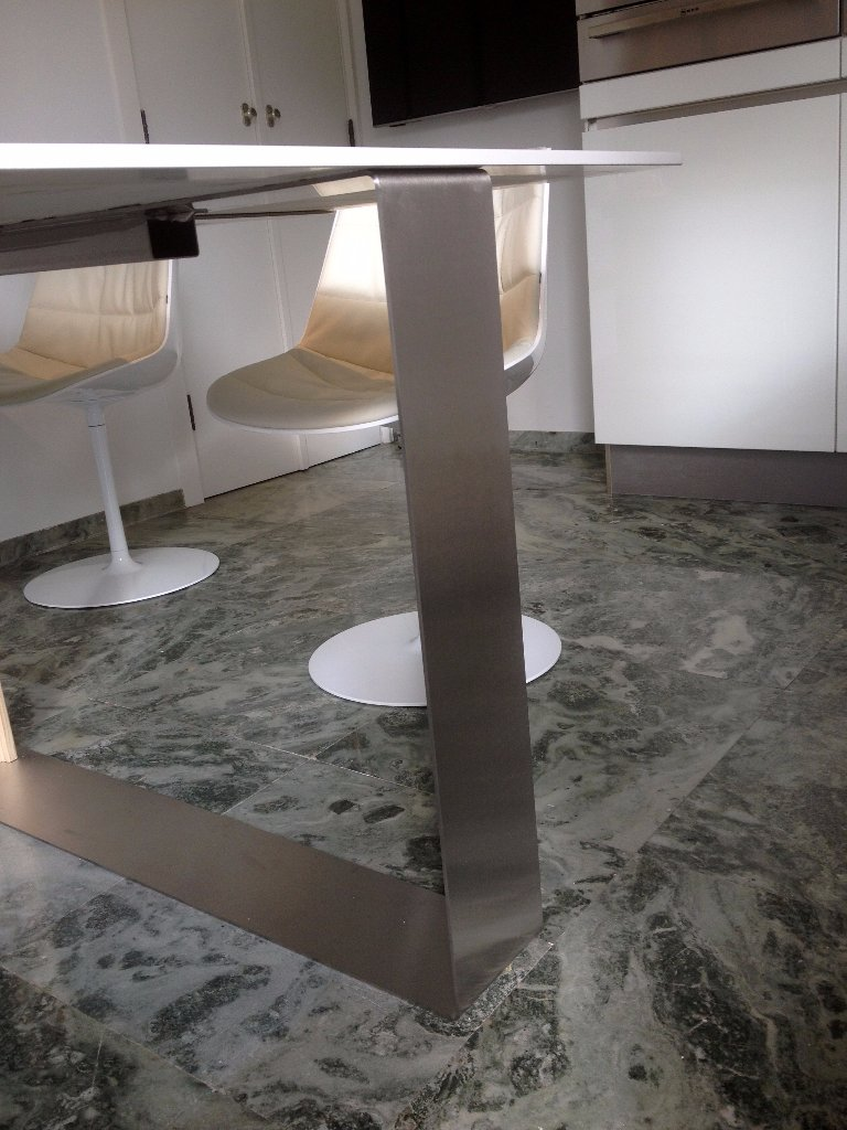 Keuken hoogglans wit   jarin