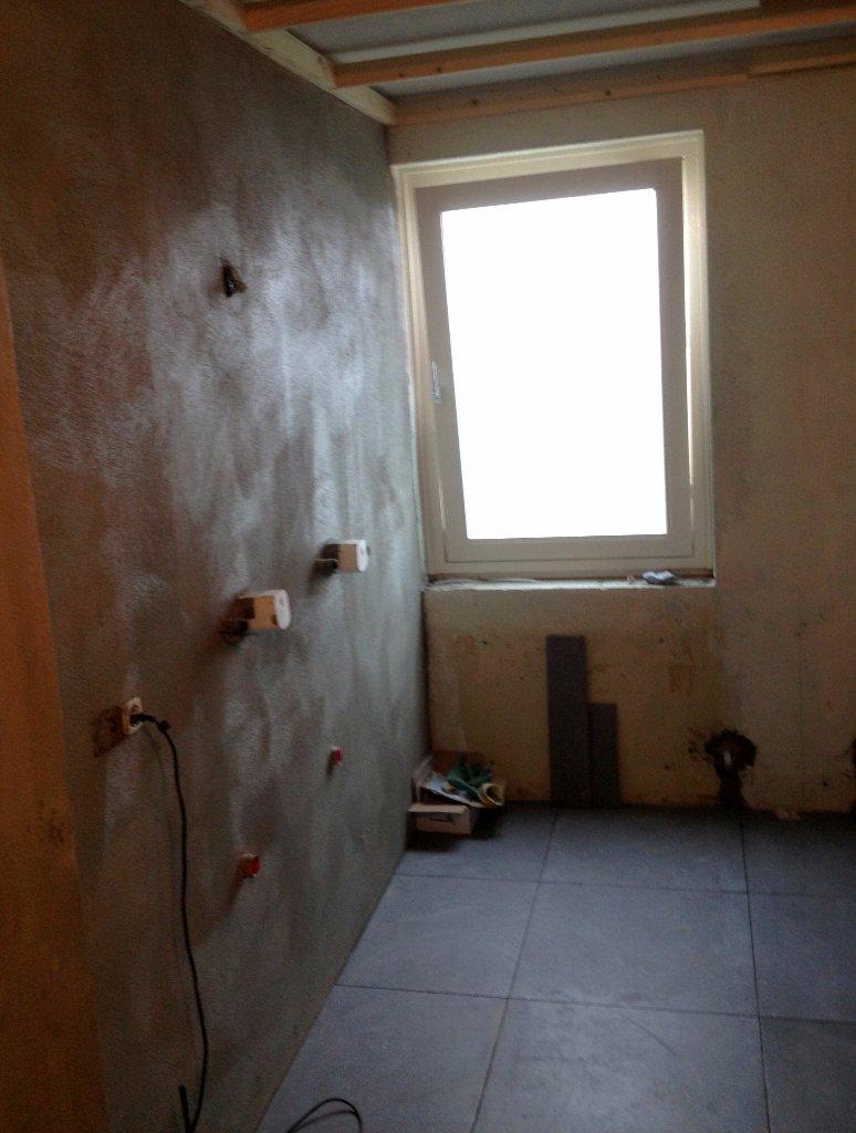 Schilderij modern - Badkamer muur tegels porcelanosa ...